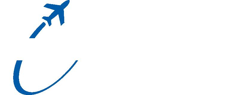 HH Airport Logo - weisse Schrift
